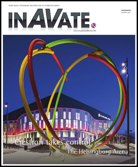 InAVate Magazine Jan2012