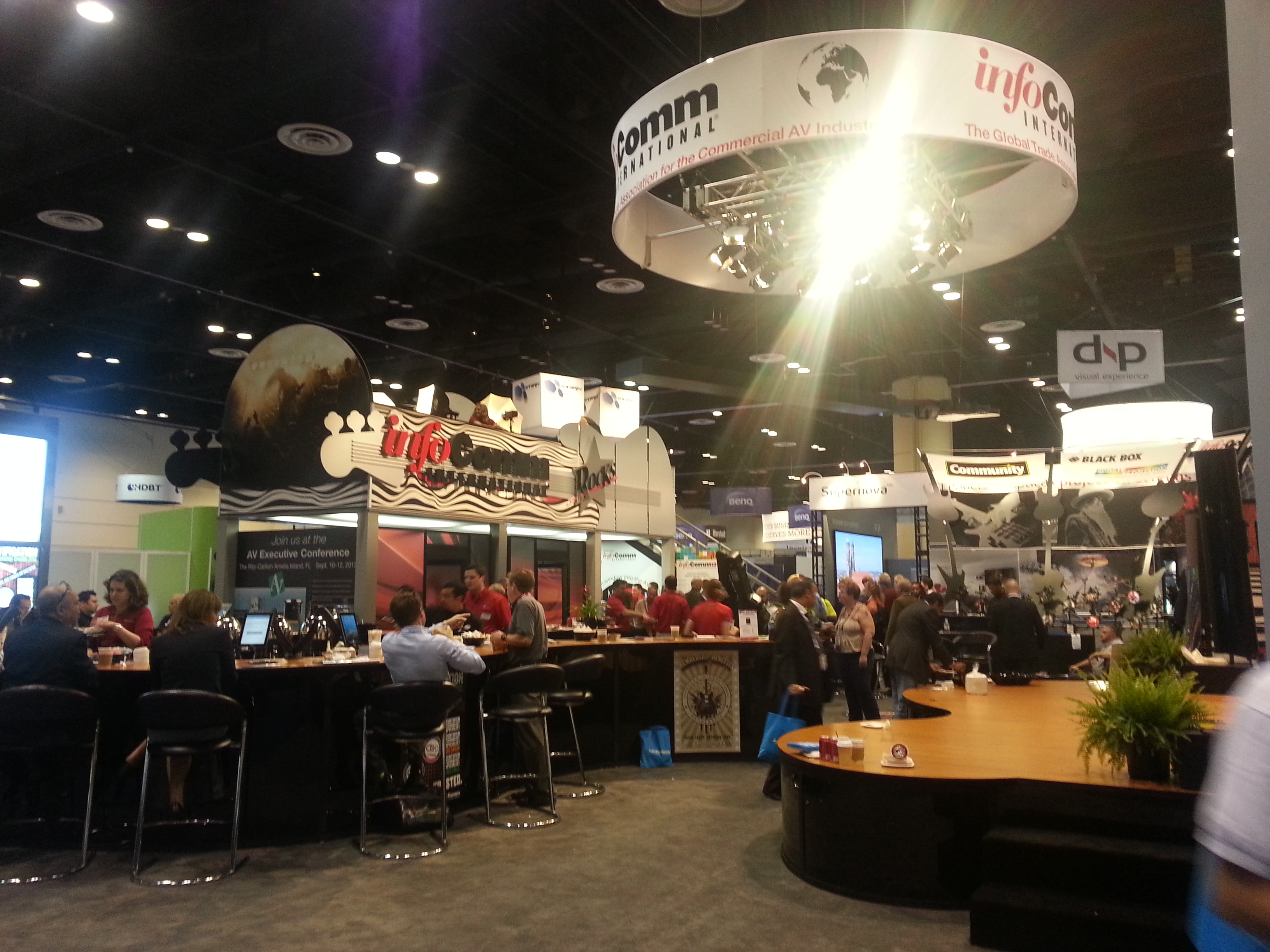 INFOCOMM2013boothpic